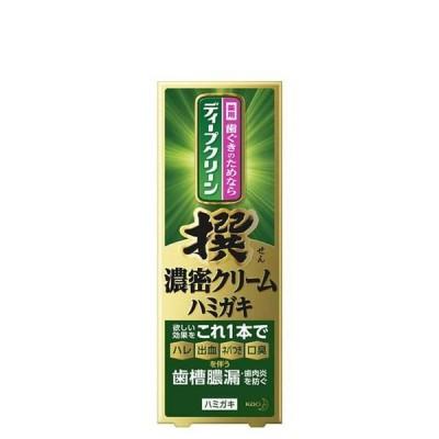 花王 ディープクリーン 撰 薬用ハミガキ 100g