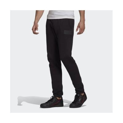 【アディダス】 R.Y.V. シリコン ダブル リニア バッジ スウェットパンツ メンズ ブラック XXL adidas