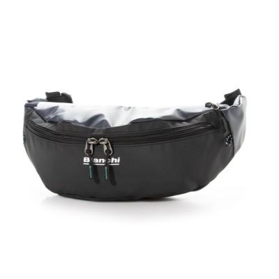 ビアンキ Bianchi ウエストバッグ 抗菌ポケット装備モデル (ネイビー)