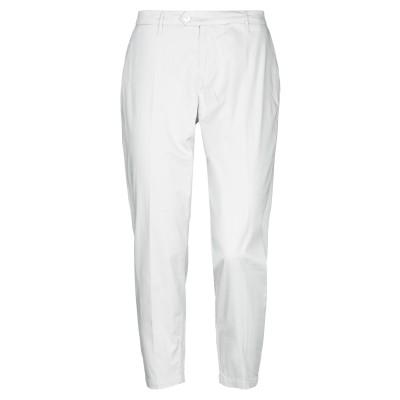 オークス OAKS パンツ ライトグレー 25 コットン 97% / ポリウレタン 3% パンツ