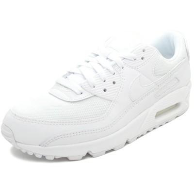 スニーカー ナイキ NIKE エアマックス90 ホワイト/ホワイト/ホワイト/ウルフグレー CN8490-100 メンズ シューズ 靴 20SP
