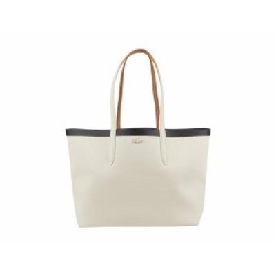 ラコステ レディース ハンドバッグ バッグ Anna Fantaisie Shopping Bag Sabler Tan Noir