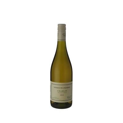 ヴェルジェ シャブリ テール ド ピエール 2015 750ml 白ワイン フランス (y09-3444)