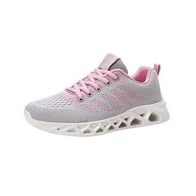 【並行輸入品】Hengshikeji_Women Tops Women's Winter Running Sneakers Warm Fur Lined Slip On Walking Tennis Shoes Non Slip Ankle Boots