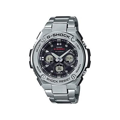 (カシオ) Casio メンズ G-Shock G-Steelステンレススチールブレスレット腕時計 GSTS310D-1A