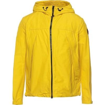 ミュージアム MUSEUM メンズ ジャケット アウター jacket Yellow