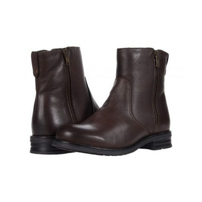 Eric Michael エリックマイケル レディース 女性用 シューズ 靴 ブーツ アンクル ショートブーツ Limone - Brown