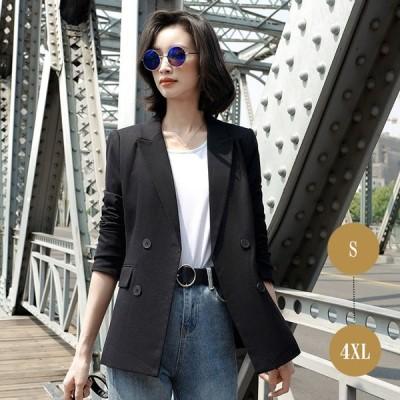 ジャケット スーツ ジャケット テーラードジャケット ブラック ビジネス 通勤 OL 女性 オフィスカジュアル 通勤服 オフィス 仕事 レディース  通勤 オフィス
