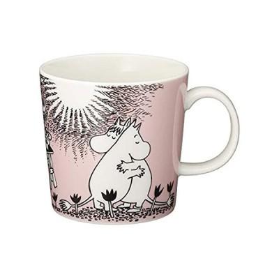 【送料無料】ARABIA (Arabic) Moomin Mug Pink Pink, Love (japan import)