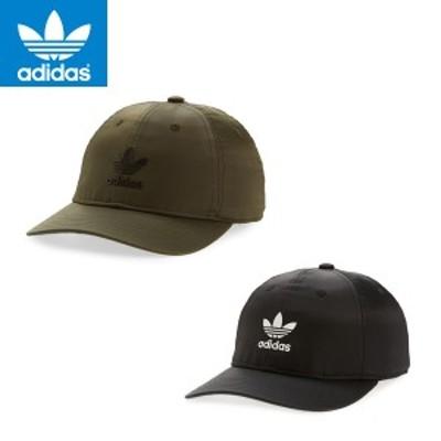 アディダス トレフォイルキャップAdidas Originals Relaxed Modern III Strapback Hat Black
