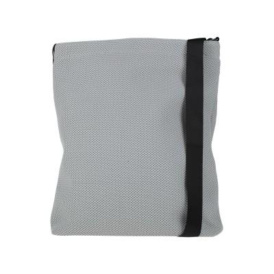 ROYAL REPUBLIQ メッセンジャーバッグ ライトグレー ナイロン 85% / 革 15% メッセンジャーバッグ