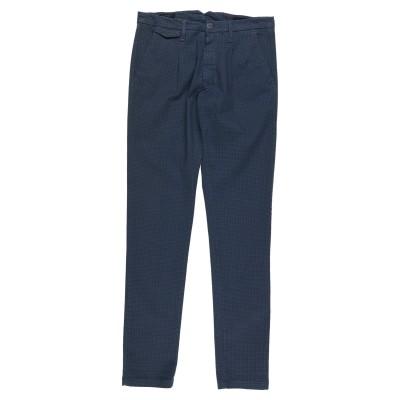 LIU •JO MAN パンツ ブルーグレー 28 コットン 97% / ポリウレタン 3% パンツ