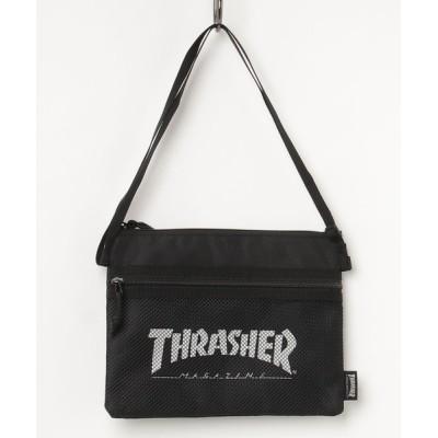 INNOCENT / 【63】【THRASHER】サコッシュ WOMEN バッグ > ショルダーバッグ
