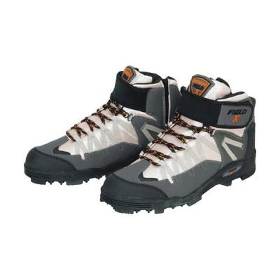 フィールドエクストリーマー(FIELD X-TREAMER) メンズ レディース スパイクシューズ ハイカットモデル ベージュ FX-901 阪神素地 フィッシング 釣り 靴