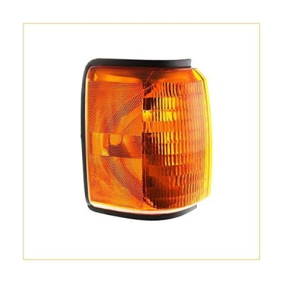 Rareelectrical NEW RIGHT BACK UP LIGHT COMPATIBLE WITH FORD F-250 F-350 1987-1991 FO2521105 E9TZ 13200 D E9TZ-13200-D E9TZ13200D 並行輸入品