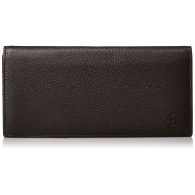 [マンシングウェア] 長財布 ディアスキン シリーズ チョコ