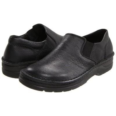 ナオト Naot メンズ ローファー シューズ・靴 Eiger Black Textured Leather