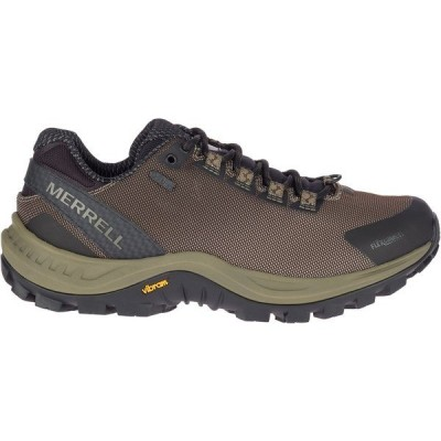 メレル ブーツ&レインブーツ シューズ メンズ Merrell Men's Thermo Cross 2 200g Waterproof Hiking Shoes Olive