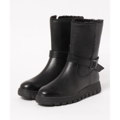 ブーツ ボア付きブーツ/A4351大きいサイズ