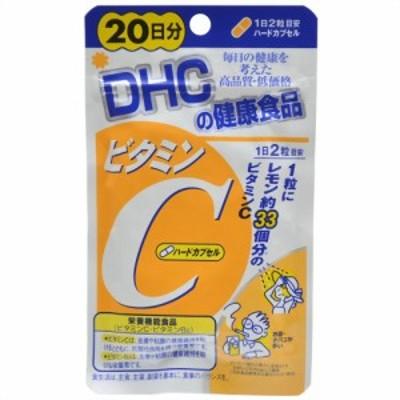 DHC ビタミンC 20日分 40粒
