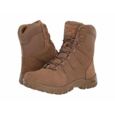 Bates Footwear ベイツ メンズ 男性用 シューズ 靴 ブーツ ワークブーツ Maneuver Hot Weather Coyote【送料無料】