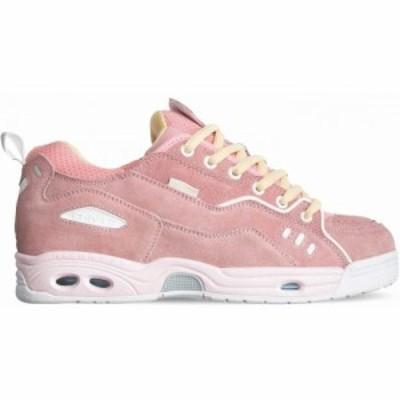 グローブ Globe レディース スケートボード シューズ・靴 CT-IV Classic Skate Shoes Triple Pink