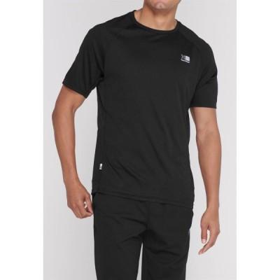 カリマー ランニングTシャツ メンズ 半袖シャツ