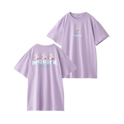 MILKFED. / SS TEE MADE BY U WOMEN トップス > Tシャツ/カットソー