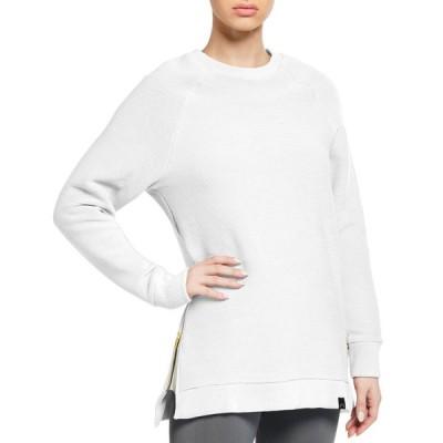 バーレイ レディース ニット・セーター アウター Manning Raglan Pullover Sweatshirt