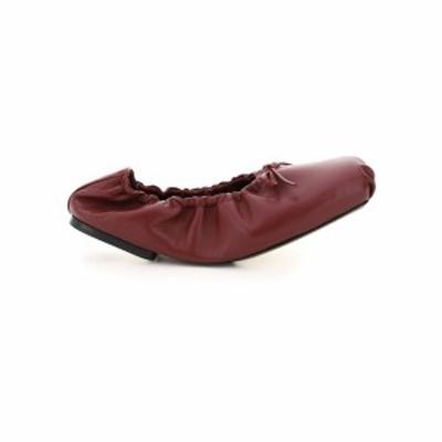 KHAITE/カイト Mixed colours Khaite ashland leather ballet flats レディース 春夏2021 F4006723 L723 ik