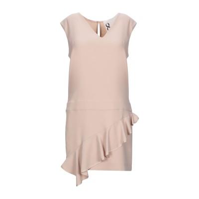 8PM ミニワンピース&ドレス ローズピンク XXS ポリエステル 100% ミニワンピース&ドレス