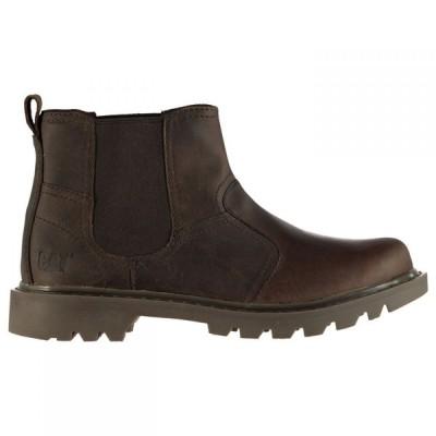 キャピタラー カジュアル Caterpillar レディース ブーツ シューズ・靴 Thornberry Boots Brown