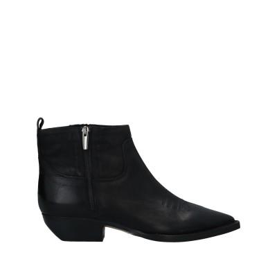 THE SELLER ショートブーツ ブラック 40 革 ショートブーツ