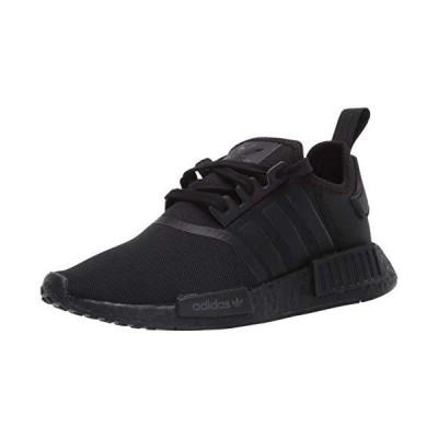 adidas Originals mens Nmd_r1 Sneaker, Black/Black/Black, 10 US【並行輸入品】