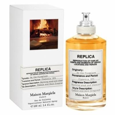 メゾン マルジェラ Maison Margiela レプリカ オードトワレ バイ ザ ファイヤープレイス EDT SP 100ml 【香水】【在庫あり】