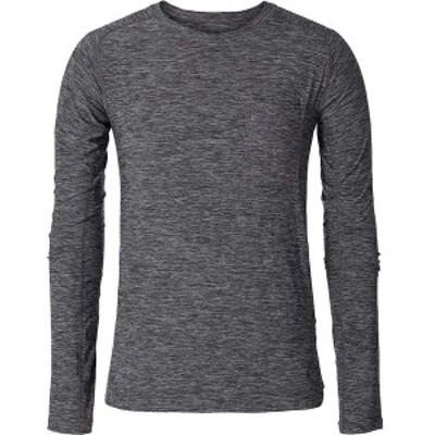 ロイヤルロビンズ メンズ シャツ トップス Bug Barrier Tech Travel Shirt - Men's Charcoal Heather