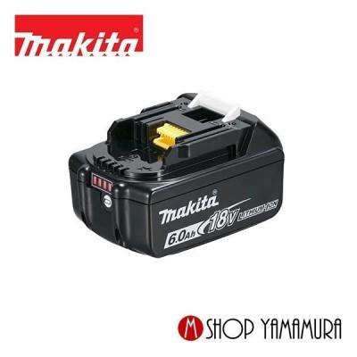 【正規店】  マキタ バッテリー 18v    マキタ電動工具  18V【高容量6.0Ah】スライド式バッテリー  リチウムイオン  BL1860 (A-60464)