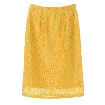 ・レースタイトスカート