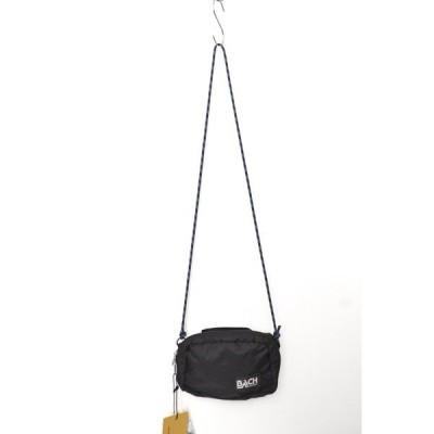 新品 バッハ BACH ◆ ACCESSORY BAG M アクセサリーバッグ/ブラック O888