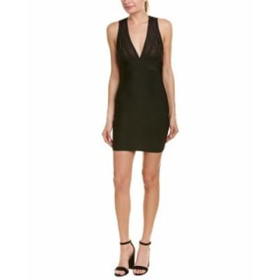 Shift  ファッション ドレス Wow Couture Shift Dress L Black