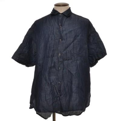 サンデーワークス SUNDAY WORKS テンセルシャツ USA製 ショートスリーブ 半袖 サイズM 中古 古着