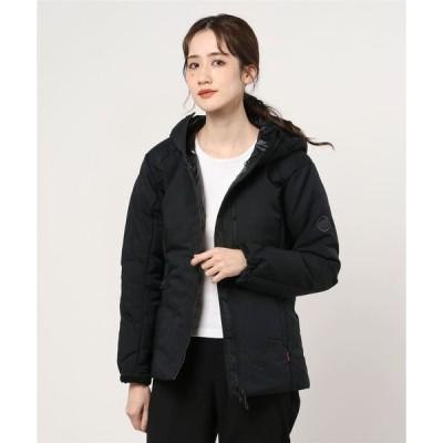 ダウン ダウンジャケット Roseg IN Hooded Jacket AF Women
