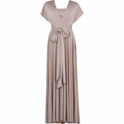 ビバ Biba レディース ワンピース ワンピース・ドレス Multiway Deep V Dress Champagne