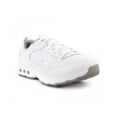 ザラフィット スニーカー シューズ レディース Women's Renee Slip-Resistant Walking Sneaker White
