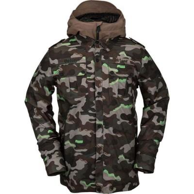 ボルコム Volcom メンズ スキー・スノーボード ジャケット アウター creedle2stone jacket Army