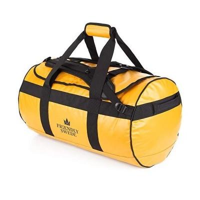 北欧ブランド「The Friendly Swede」ボストンバッグ ダッフルバッグ 耐水 スポーツバッグ 旅行バッグ 旅行カバン メンズ レ