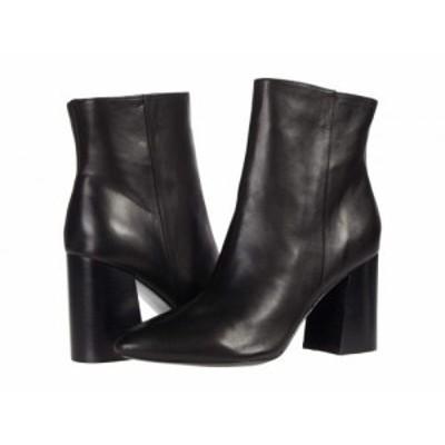 Nine West ナインウエスト レディース 女性用 シューズ 靴 ブーツ アンクル ショートブーツ Seven Black【送料無料】