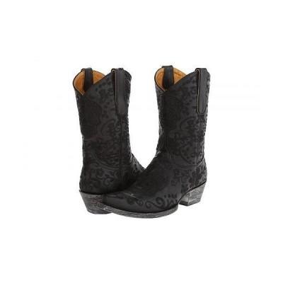 Old Gringo オールドグリンゴ レディース 女性用 シューズ 靴 ブーツ ウエスタンブーツ Klak - Black