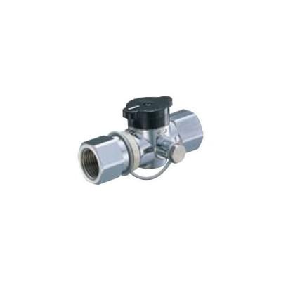 光陽産業:都市ガス用 フレキUねじガス栓 I型タイプ 型式:G331 OP Rc1/2
