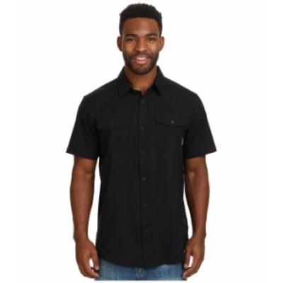 コロンビア メンズ シャツ トップス Utilizer II¢ Solid Short Sleeve Shirt Black